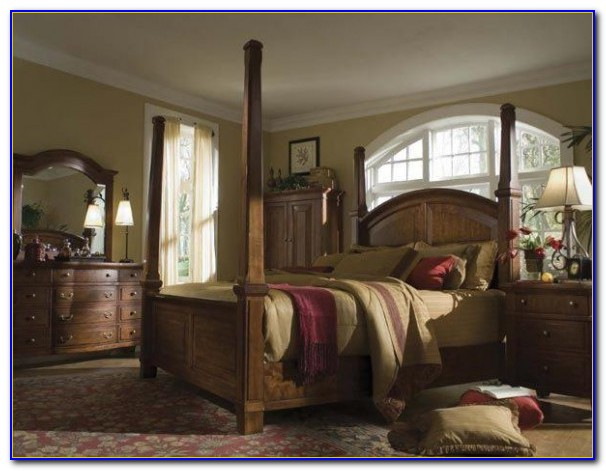 Bedroom Furniture California King Bed