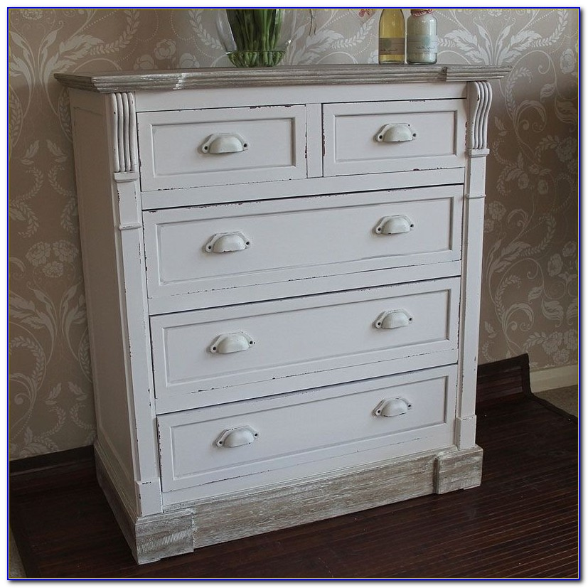 Bedroom Furniture Chest Of Drawers Cream