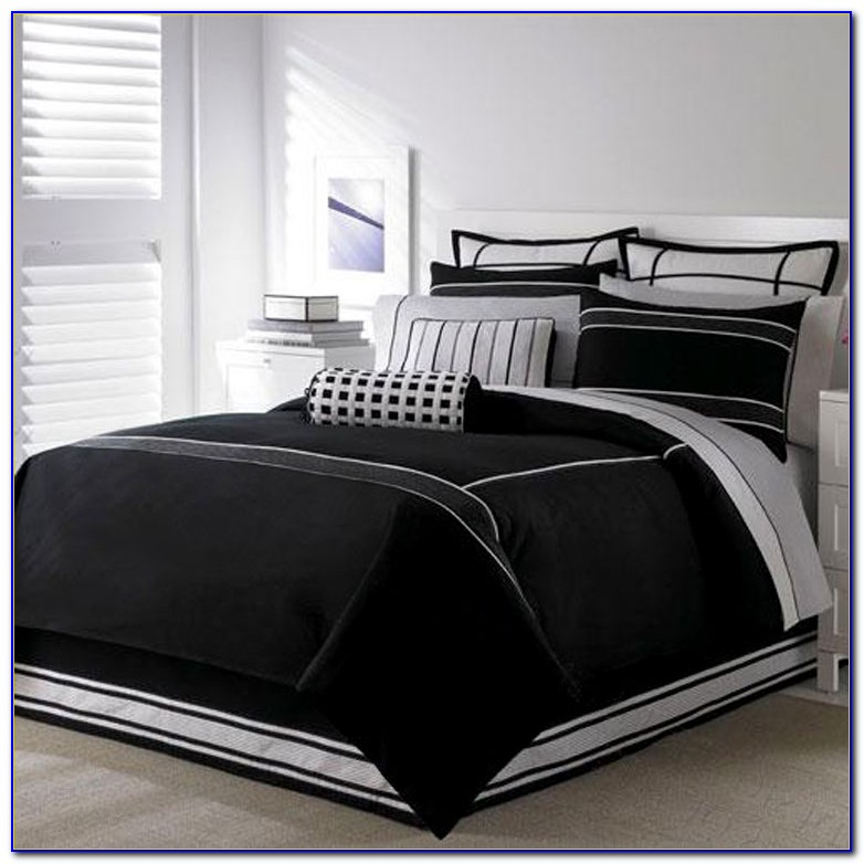 Black And White Bedroom Themes