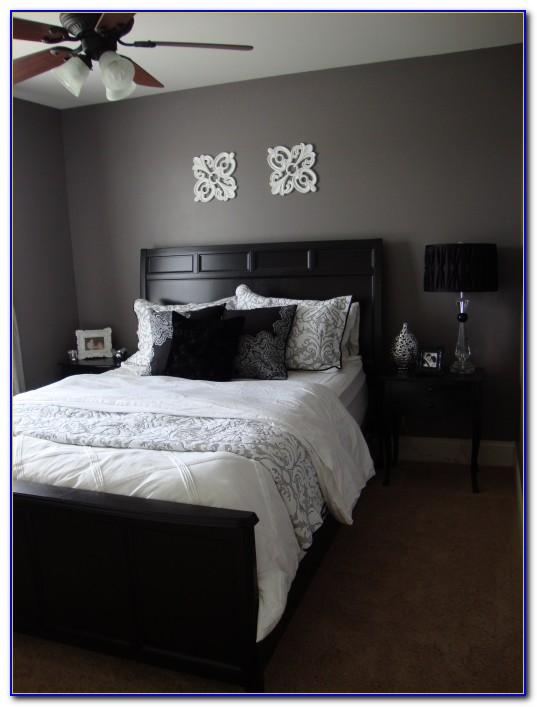 Black Gray Bedroom Ideas