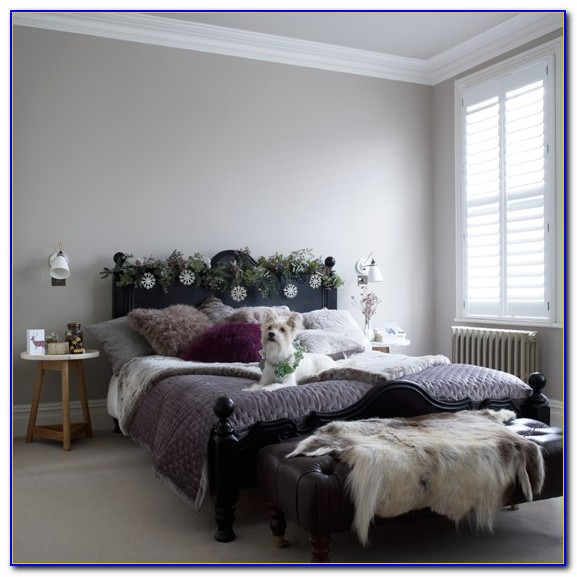 Black Purple And Grey Bedroom Ideas