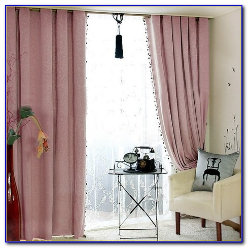 Blackout Curtains For Master Bedroom