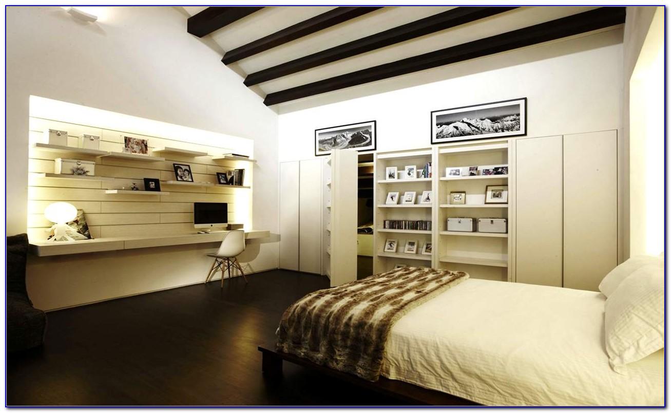 Bookshelf Ideas For Small Bedroom
