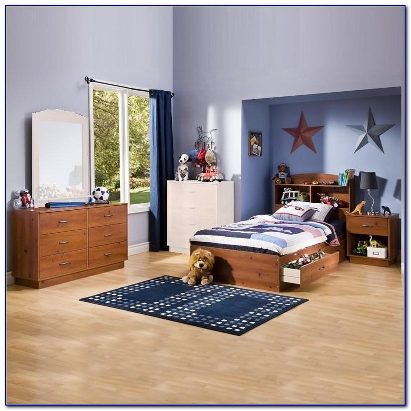 Boys Twin Bedroom Set