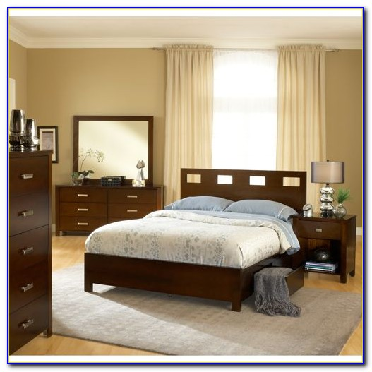 California King Bedroom Set Storage