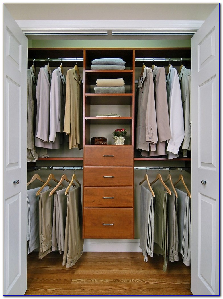Closet Ideas For Small Bedrooms Pinterest