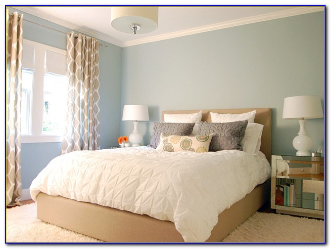 Coastal Paint Colors For Bedroom