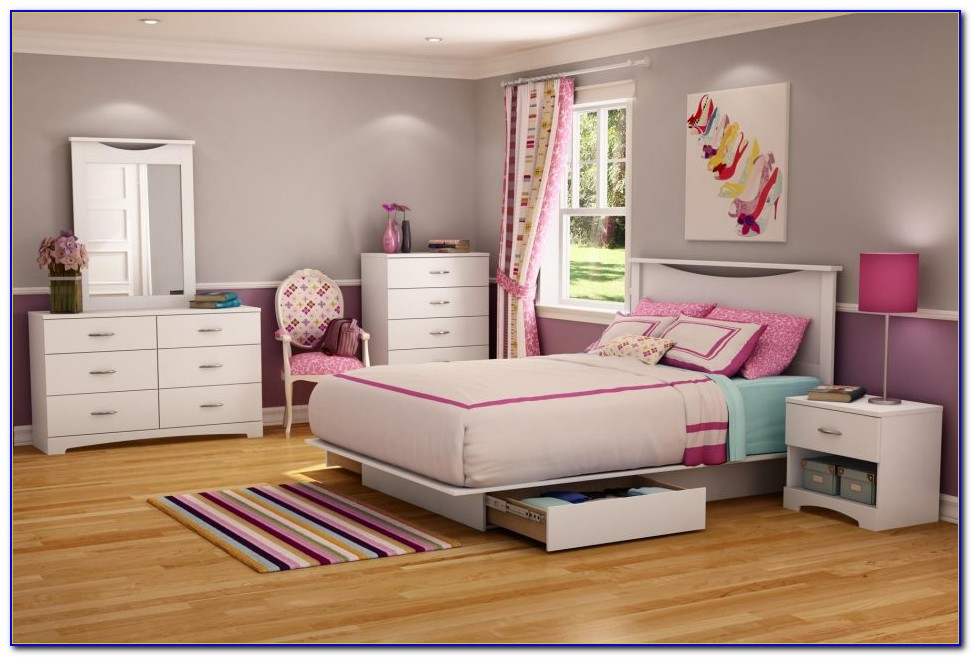 Complete Bedroom Sets With Mattress