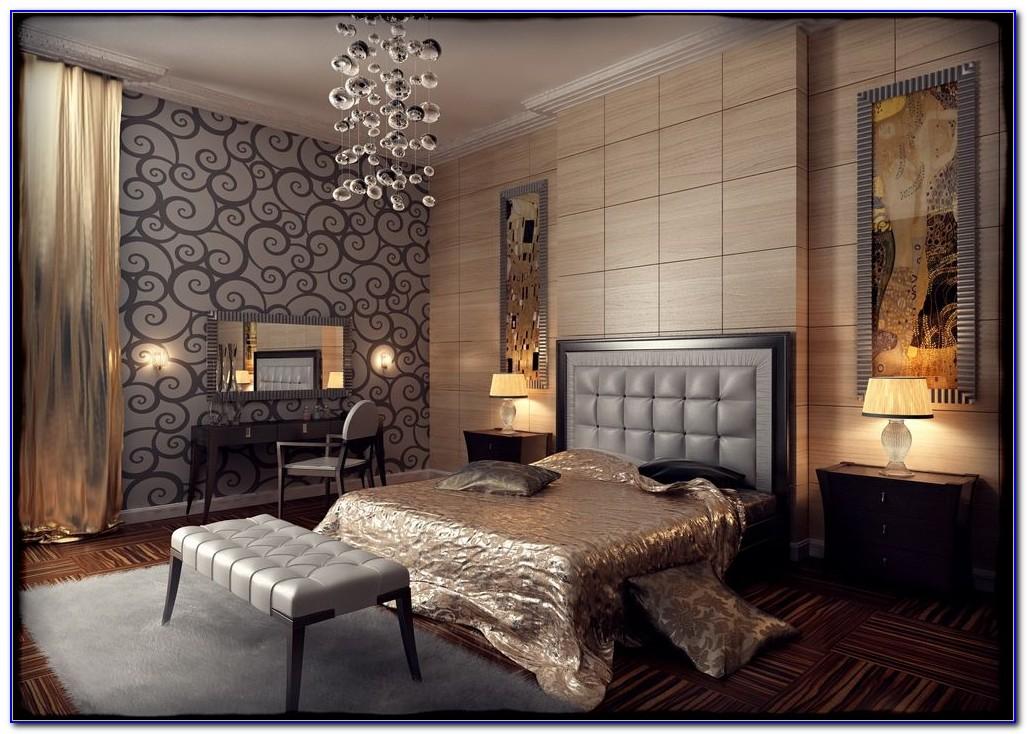 Contemporary Art Deco Bedroom Furniture