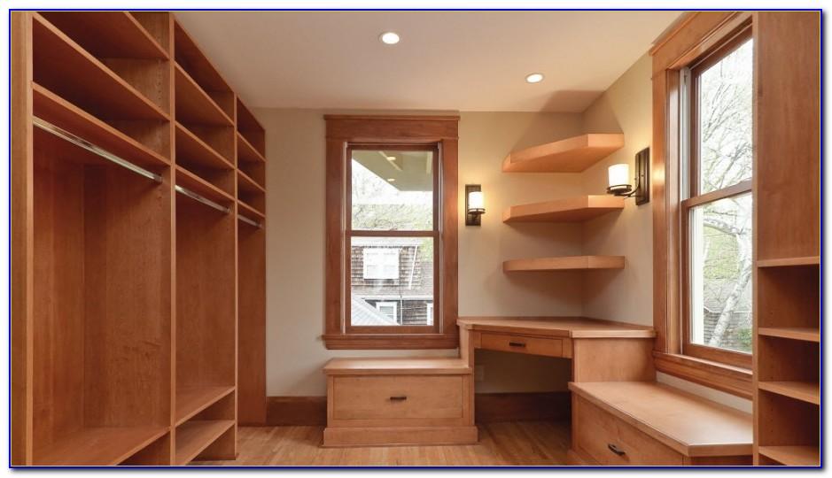 Converting A Spare Room Into A Closet