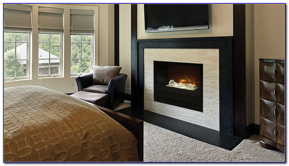 Corner Electric Fireplace For Bedroom