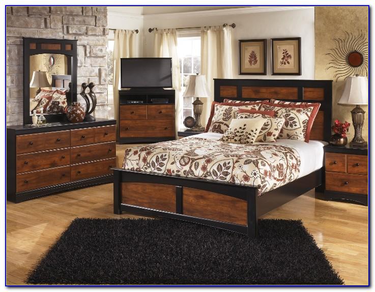 Corona Two Tone Bedroom Furniture