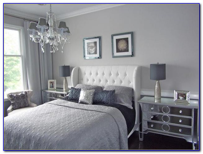 Decorating Ideas For Grey Walls