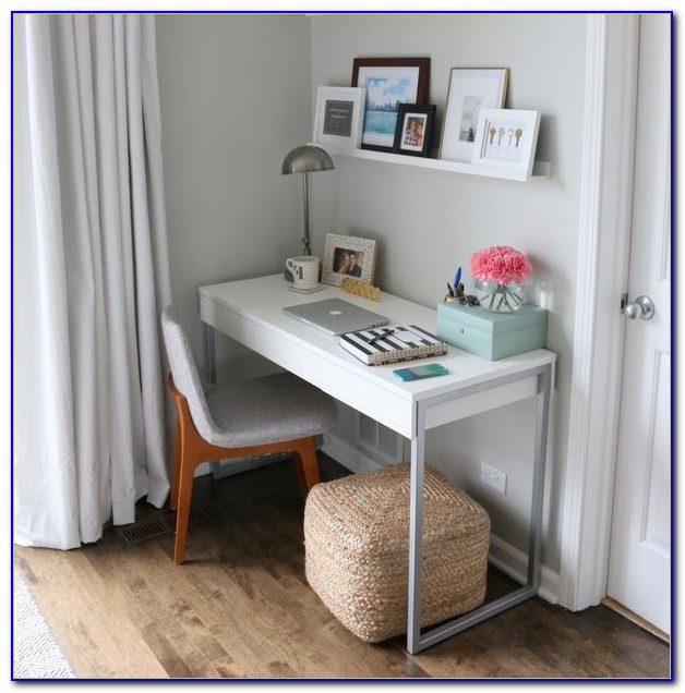 Desk Ideas For Small Spaces