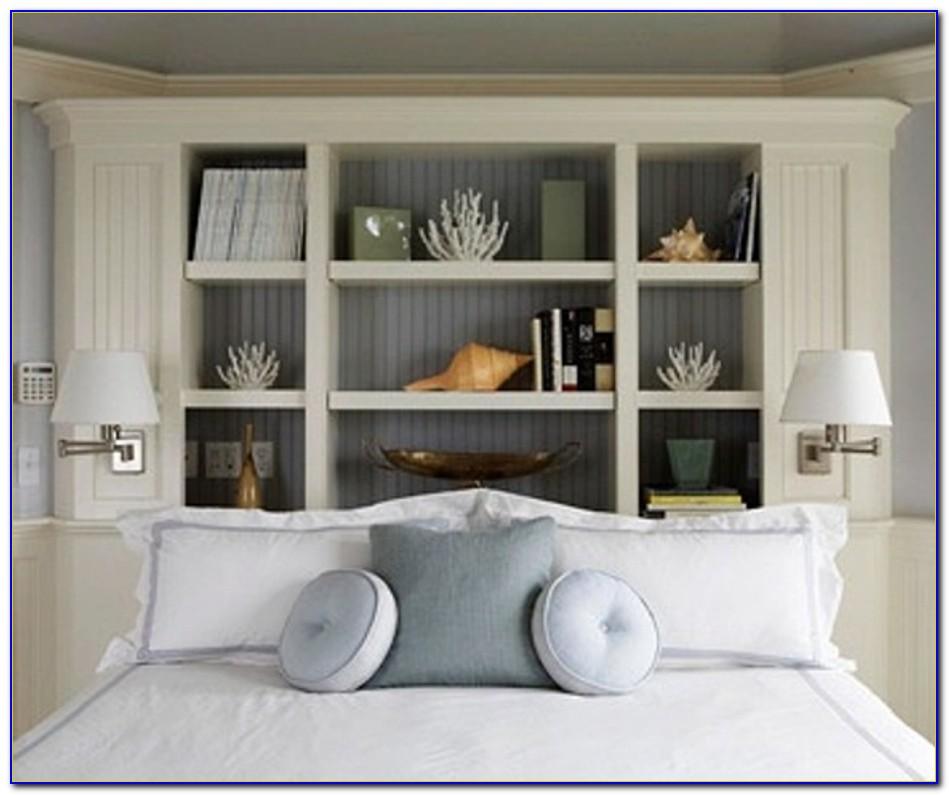 Diy Bookshelf Ideas For Bedroom