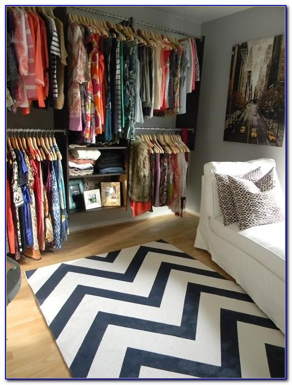 Diy Turn A Bedroom Into A Closet