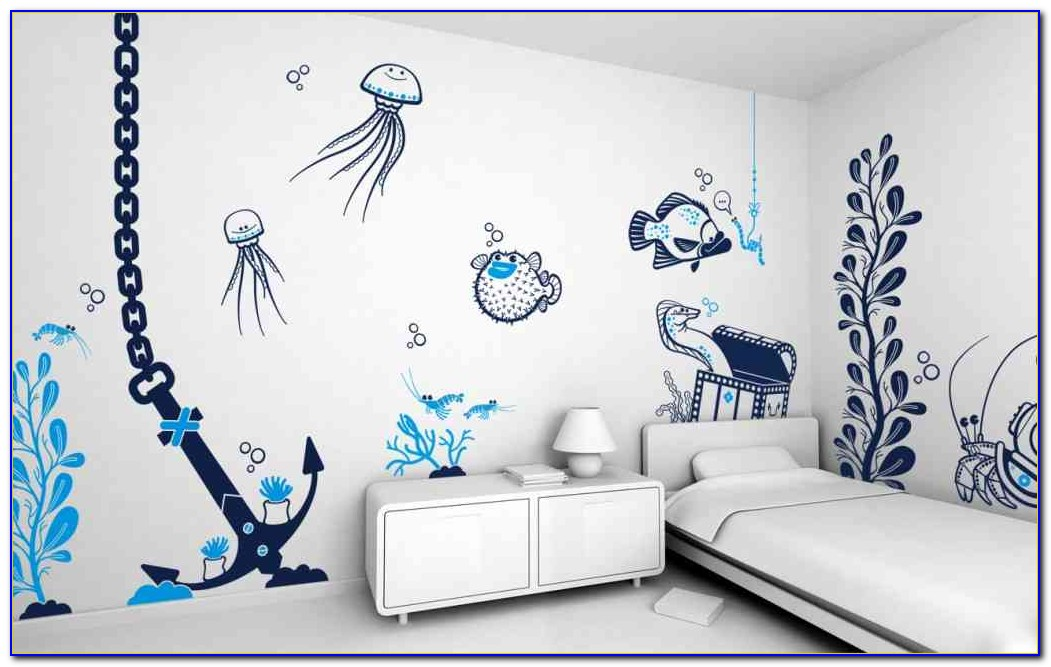 Easy Wall Decorating Ideas For Bedrooms