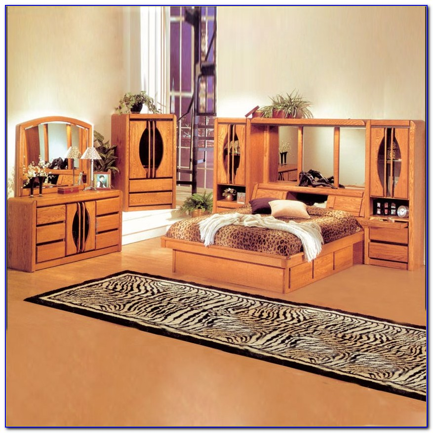 Entertainment Wall Unit Bedroom Furniture