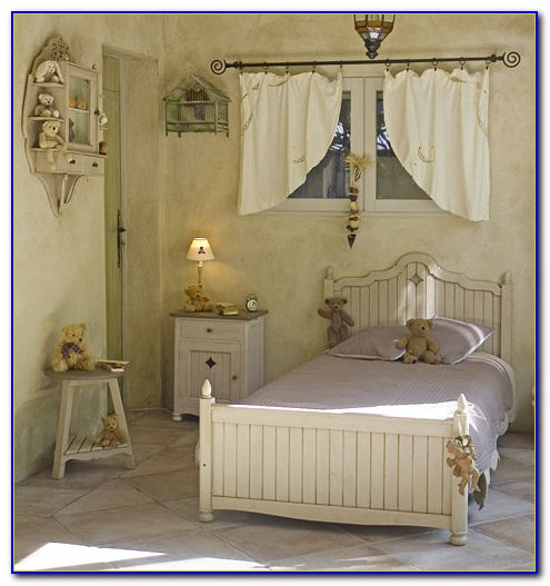 Ethan Allen French Country Bedroom Set