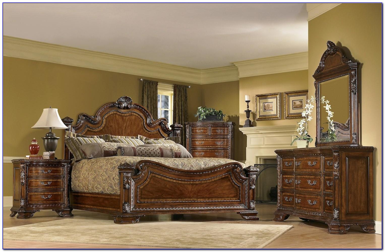 European Style Bedroom Furniture