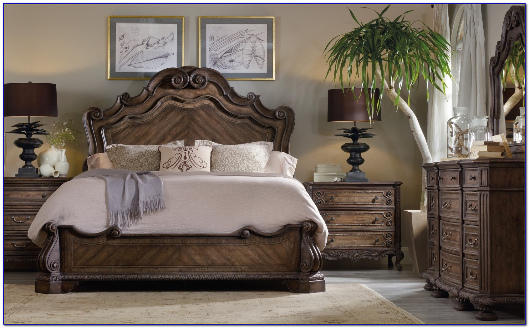 European Style Bedroom Sets