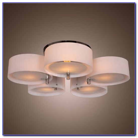 Flush Mount Bedroom Ceiling Lights