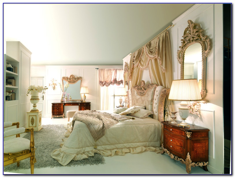French Provincial Bedroom Furniture Sets