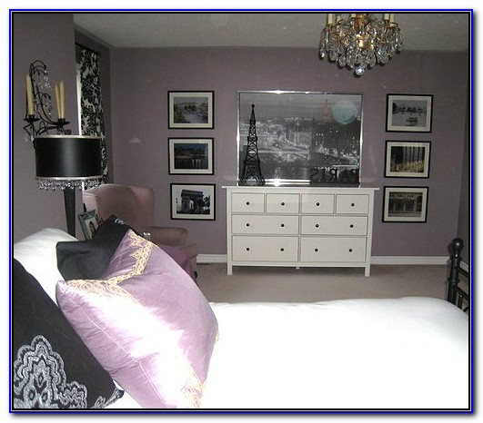 French Themed Bedroom Decor
