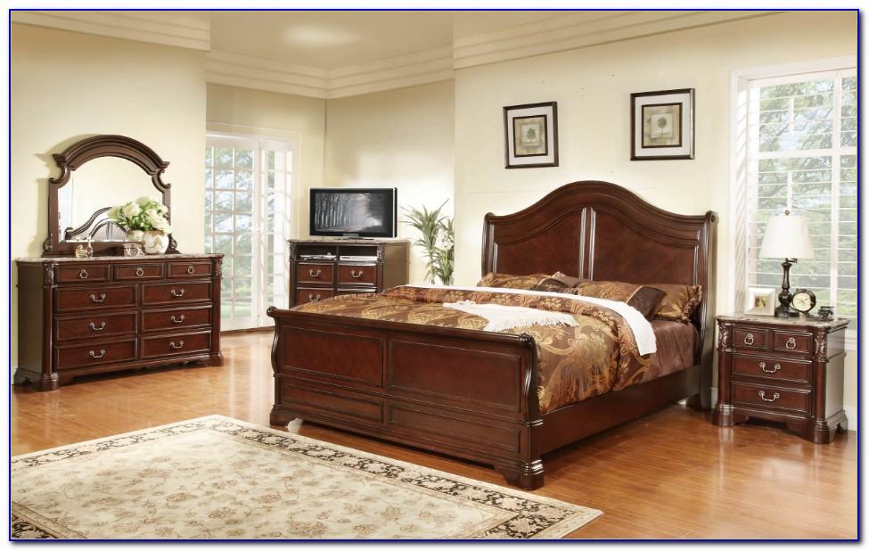 Full Bedroom Sets With Desk