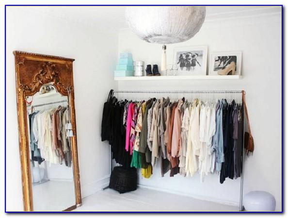 Garment Rack For Bedroom