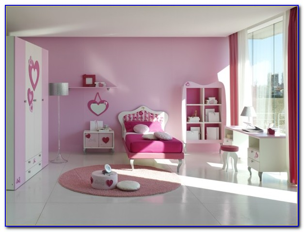 Girl Themes For Bedrooms
