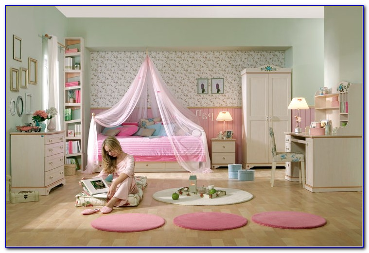 Girl Wall Decorations For Bedroom
