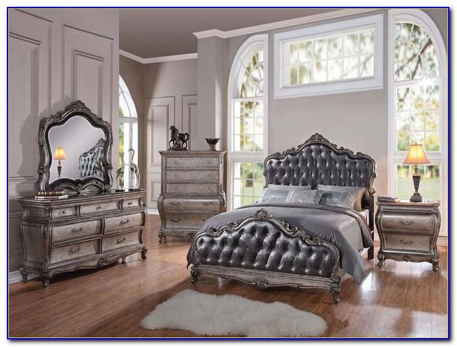 Granite Top Bedroom Set