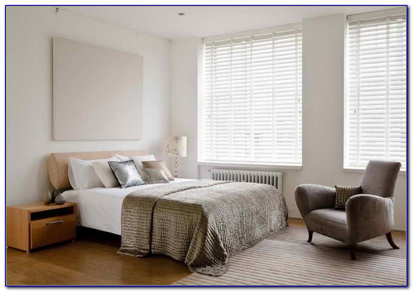 Guest Bedroom Window Treatment Ideas