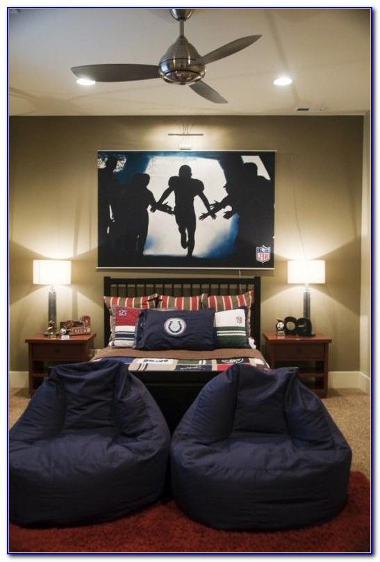 Guys Teenage Bedroom Ideas