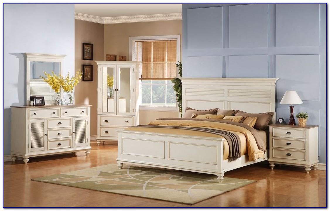 Hampstead Two Tone Bedroom Furniture