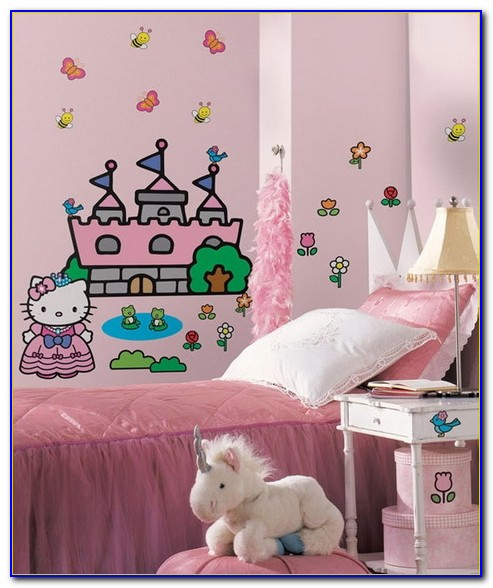 Hello Kitty Bedroom Decor Pinterest