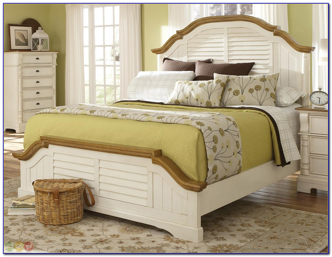 Henley Two Tone Bedroom Furniture