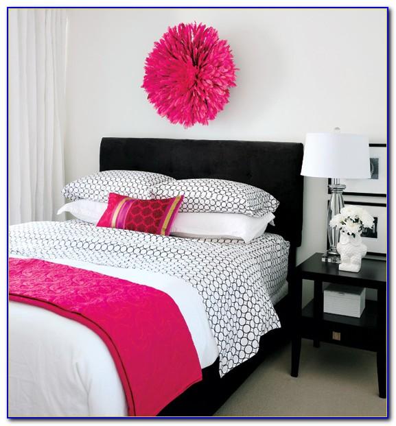 Hot Pink Bedroom Accessories Uk