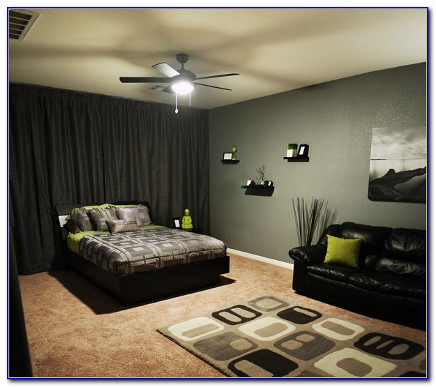 Ideas For Decorating Bedroom Black And White