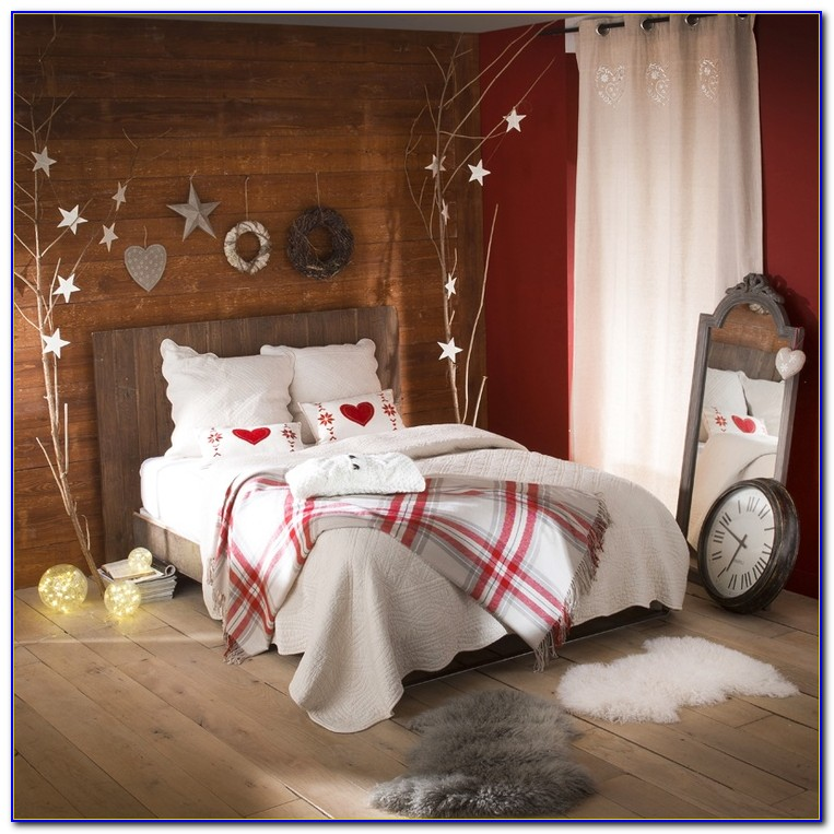 Ideas For Decorating Bedroom For Christmas