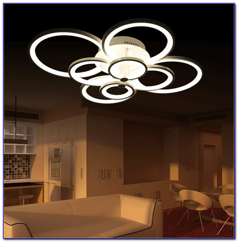 Led Bedroom Ceiling Light Fixture
