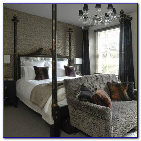 Leopard Print Bedroom Decorating Ideas