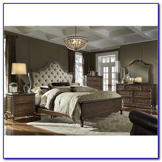 Liberty Furniture Ocean Isle Bedroom Set