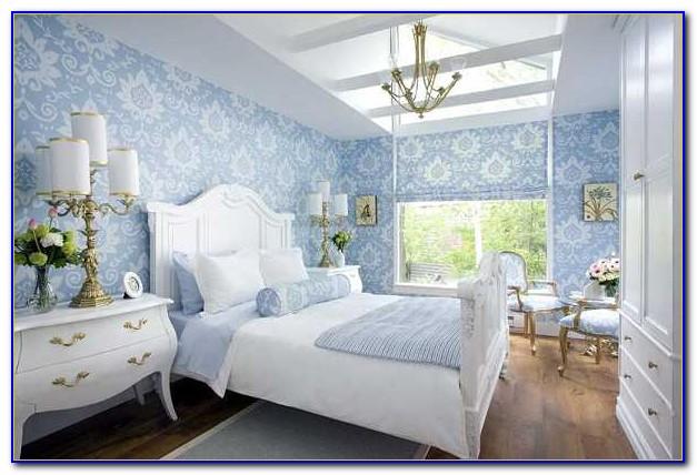 Light Blue And Black Bedroom Decor