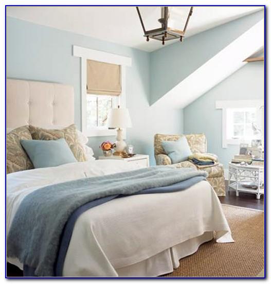 Light Blue Bedroom Decor Ideas