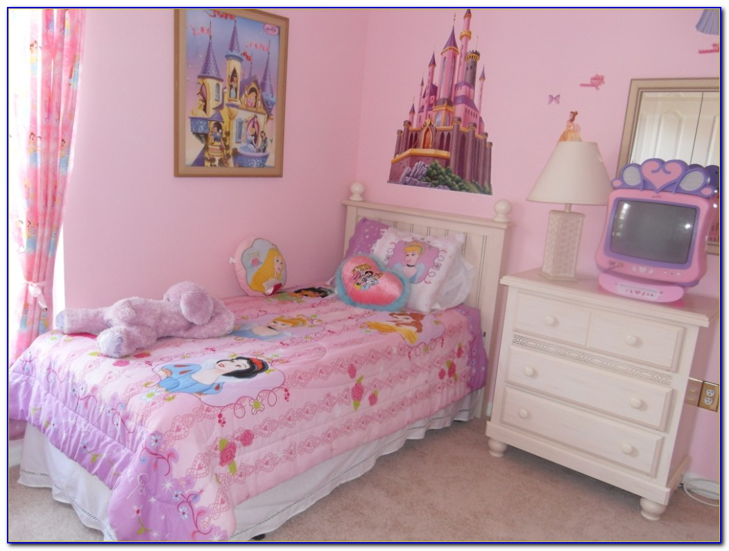 Little Girl Bedroom Designs
