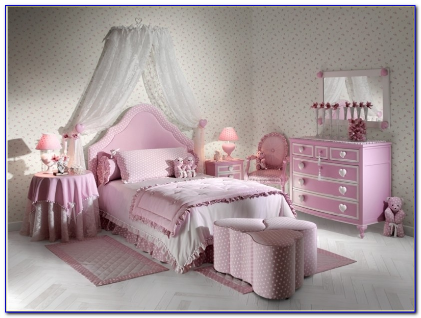 Little Girl Bedroom Themes