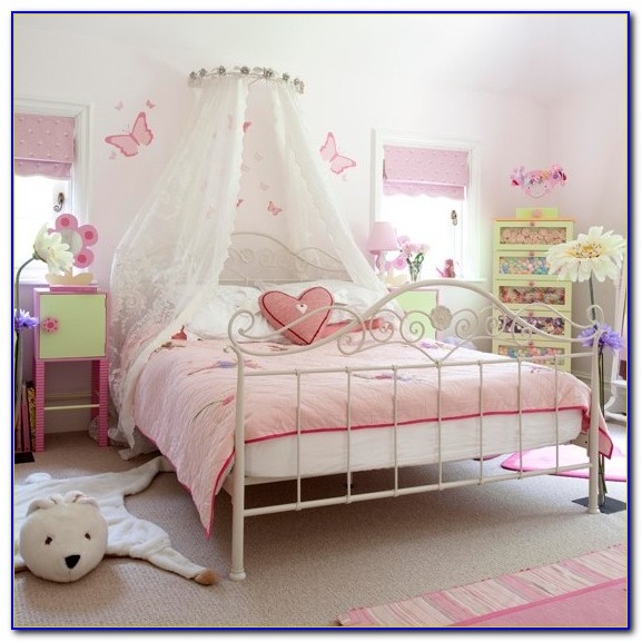 Little Girls Bedroom Suites
