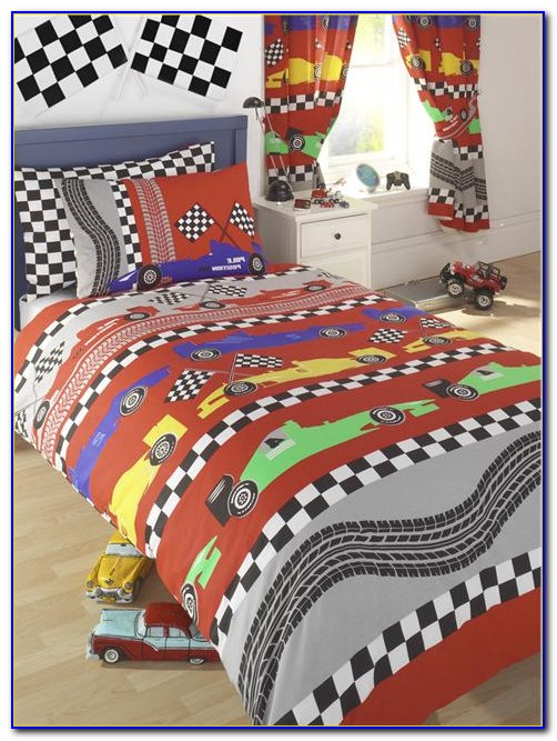 Little Tikes Race Car Bedroom Set